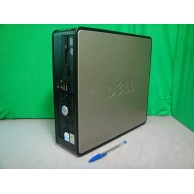 DELL PC FAST CHEAP COMPUTER SMALL TOWER/DESKTOP WITH WINDOWS 7,DVD,4GB RAM