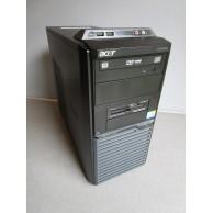 Acer Veriton M275 Tower Intel Core 2 Quad @ 2.5ghz 4GB 320GB DVDRW Windows 10