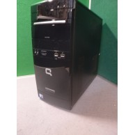 Compaq Presario CQ5306 UK Core 2 Quad 4GB DDR3 500GB  DVDRW Tower PC Win 10 Home