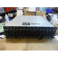 Dell Powervault MD 1000 Rackmount HD Array with 15 caddies. NO HDD's GMYMN4J
