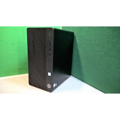 HP 290 G2 MT 8th Gen Core i5 8500 3.0GHz 6 Cores 8GB 240GB SSD Win 10 Pro