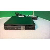 Dell Optiplex 7050 Micro 7th Gen i5 2.7GHZ 8GB RAM 256Gb SSD WIFI B/tooth USB C Win 10 Pro