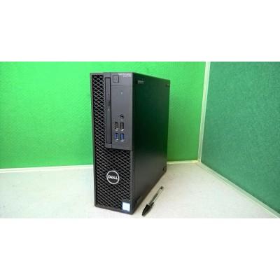 Dell Precision 3420 SFF Xeon E3-1240 V6 @ 3.7GHZ 32GB 256SSD + 1TB HDD Nvidia Quadro P1000 Graphics