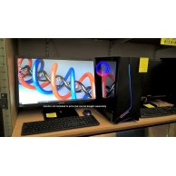 'Eros Gamer' Intel Core i7 3.6ghz 16GB 240SSD + 2TB SATA NVIDIA GTX960 4GB Windows 10