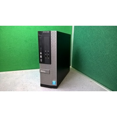 Dell Optiplex 3020 SFF Core i5 4590 3.3GHZ 8GB RAM 128GB SSD USB3 Win 10 Professional