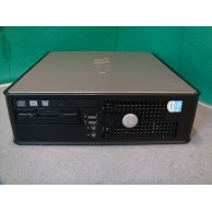 Dell Optiplex 760 SFF Cheap Computer Windows XP inc Disk 3GB-160GB-DVDRW