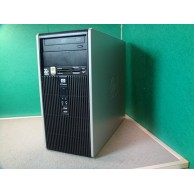 HP AMD Dual Core Cheap Windows XP Computer 2GB 160GB DVD Drive