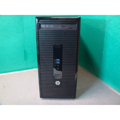 HP ProDesk 400 G2 Intel Core i3 4130 Computer 8GB Ram 500GB USB3 Windows 10 Pro