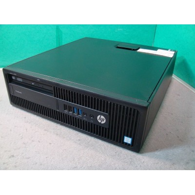 HP ProDesk 600 G2 6th Gen Core i3 6100 3.7ghz Computer 8GB DDR4 128SSD Dual Network