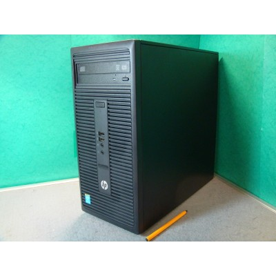 HP 280 G1 MT Business PC 4th Gen Core i3 3.6GHZ 8GB Ram 500GB HDD Windows 10