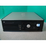Dell Optiplex 760 SFF Computer Windows XP inc Disk 3GB-160GB-DVD