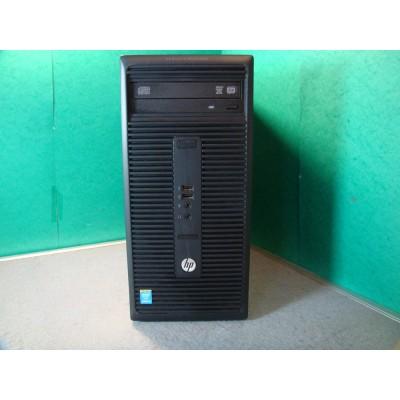 HP 280 G1 MT Business PC 4th Gen Core i5 3GHZ 8GB Ram 500GB HDD USB3 Windows 10