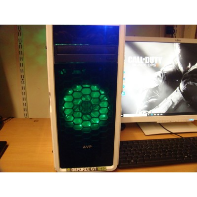 Basic 'Gaming'* Computer 4th Gen Core i3 3.7GHZ 16GB 240SSD+1TB HDD NVIDIA GT1030(2GB) Win 10