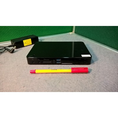 Nano PC nT-i2847 Intel 847 Dual Core Celeron 1.1ghz 4gb Ram 320gb HDD HDMI USB3 WIFI Win 10