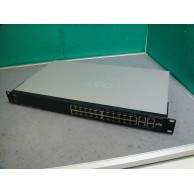Cisco SG300-28P 28 Port Gigabit PoE Managed Network Ethernet Switch