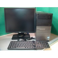 "Dell Full System Core i5 3.1ghz 4GB/250GB  plus Dell 19"" LCD Monitor, Keyboard & Mouse"