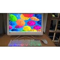 """HP 24-e030na All In One 7th Gen i3 2.4GHz 8gb 240GB SSD WIFI B/tooth Webcam 24""""(23.8"""") FHD Screen AIO"""