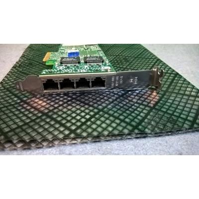 Intel E1G44ETG1P20 Gigabit ET Quad Port  Network Server Adapter PCI-E Card
