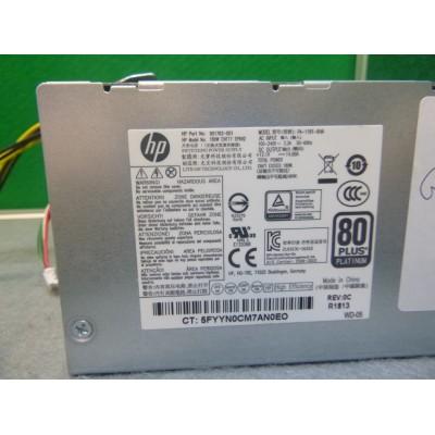 HP Power Supply Unit for Elitedesk G3 800 SFF Model 180W ENT17 EPA92