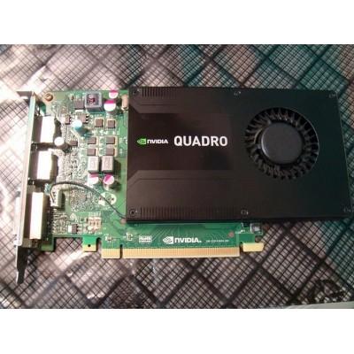 Nvidia Quadro K2200 4GB GDDR5 Professional 4K Graphics Card HP Part 764899-001 765148-001