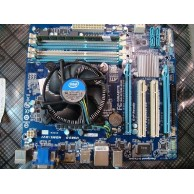 GIGABYTE GA-B75M-D3H Micro ATX Socket 1155 Motherboard with FREE G630 CPU & 2GB DDR3