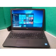 "Dell Inspiron 15 3552 Intel Cel DC 1.6GHZ 4GB Ram-500GB HDD-HDMI-Webcam-USB3-15.6""-Win 10"