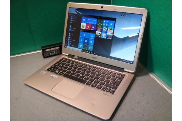 Acer Aspire S3 Core I7 Ultrabook 3537U 2ghz 4GB 500GB SATA