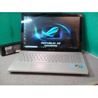 ASUS N550JK Laptop Core i7 4720HQ 16GB 240SSD with NVIDIA GTX 850M Touchscreen