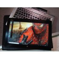 Fujitsu Q702 Windows 10 Tablet/Laptop Core i5 1.8ghz 4GB Ram 256 SSD Win10 Free Keyboard,Stylus & Sleeve!