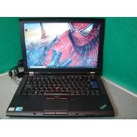 Lenovo Thinkpad T410 Core i7 2.67GHZ 4GB 500GB WIFI B/tooth Nvidia Graphics Webcam Win10