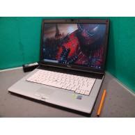 """Fujitsu Lifebook S7220 Core 2 Duo 2GHZ 4GB Ram 160GB HDD DVDRW 14"""" Win 10"""