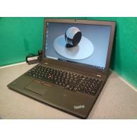 """Leovo Thinkpad T550 5th Gen Core i5 5200U 8GB 240SSD FULL HD 1920X1080 15.6"""" Windows 10"""
