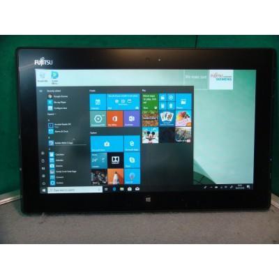 Fujitsu Stylistic Q702 Touchscreen Tablet Core i5 1.8ghz 4GB Ram 256SSD Windows 10