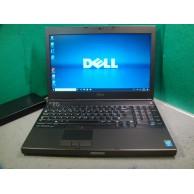 Dell Precision M4800 Core i5 4200M 2.5GHZ 8GB 256SSD+500GB SATA USB3 Nvidia Quadro K1100M
