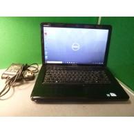 "Dell Inspiron N5020 Intel Cel900 2.20GHZ 4GB Ram 160GB DVDRW Webcam 15.4"" Win 10"