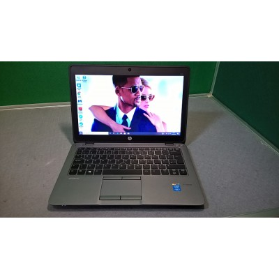 """HP Elitebook 820 G2 5th Gen Core i5 5300U 2.2GHZ 8GB 256GB SSD 12.5"""" Webcam WIFI 10 Pro"""