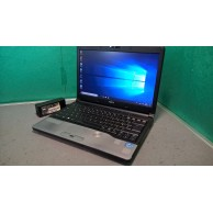 Fujitsu Lifebook S762 Core i3 2.2GHZ 4GB 128 Solid State Drive SSD Webcam USB3 Win 10 'Grade B'