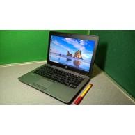 """HP Elitebook 820 G2 5th Gen i5 2.2GHZ 8GB 256GB SSD 12.5"""" Webcam WIFI 10 Pro 'Grade B'"""