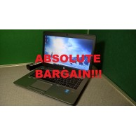 HP Elitebook 840 G2 5th Gen i5 Laptop 5300U 4GB 180GB SSD 1600x900 Win 10 4xUSB3 READ DESCRIPTION