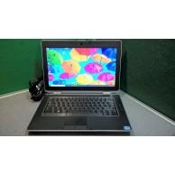 """Dell Latitude E6430 i5 3320M 2.6GHZ 8GB Mem 256GB SSD 1600x900 HD 14"""" Screen"""
