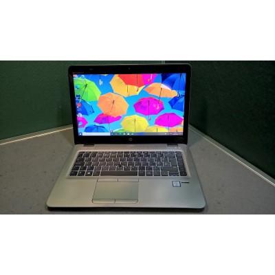 HP 840 G4 7th Gen i7 7600U 16GB 512SSD UK Backlit K/board 1920x1080 Touch Grade A