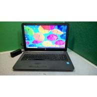 """HP 250 G4 Laptop 4th Gen i3 4005U 4GB 500Gb HDD HDMI DVDRW Webcam USB3 15.6"""""""