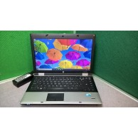 "HP ProBook 6450b Laptop Core i5 2.4GHZ 6GB Ram 128GB SSD Webcam 14"" Screen Windows 10 Pro"