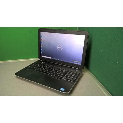 """Dell Latitude E5530 Core i5 2.6GHZ 8GB 500GB HDD HDMI Webcam 15.6"""" Screen"""