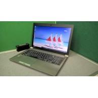 """Toshiba Tecra Laptop Z50 i5 4210U 4GB 128GB SSD WIFI Webcam Backlit K/Board 15.6""""  'Grade B Cosmetics'.1"""