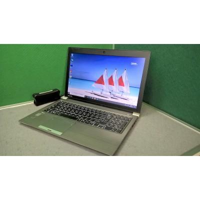 """Toshiba Tecra Laptop Z50 i5 4210U 4GB 128GB SSD WIFI Webcam Backlit K/Board 15.6""""  'Grade B Cosmetics'"""