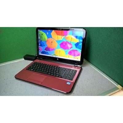 "HP Pavilion 'Sleekbook' i5 Laptop 1.8GHZ 8GB 240SSD WIFI Webcam 15.6"" Red b146sa .1"