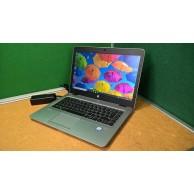 "HP Elitebook 840 G3 i5 6200U 2.3GHZ 16GB 500GB SSD WIFI Webcam USB C 14"" Screen"