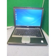 Dell Latitude D630 Core 2 Duo 3GB Ram Serial Port WIFI firewire Windows 7 Pro