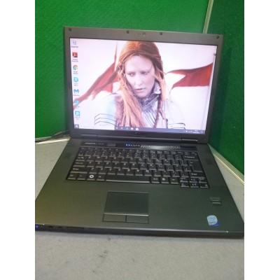 """Dell Vostro 1510 Laptop Core2Duo 4GB RAM 320GB HDD DVDRW 15.4"""" Windows 10"""